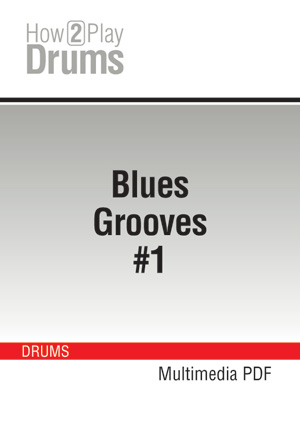 Drum Patterns & Grooves, Learn how to play drums the easy way